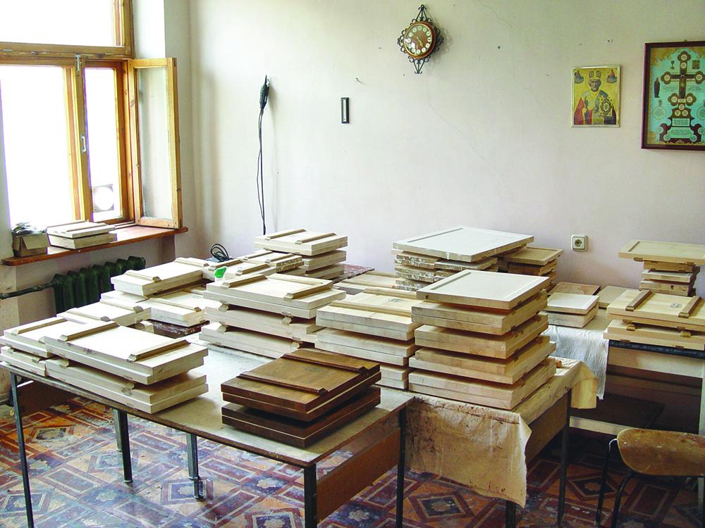 3 подготовка досок к иконописанию